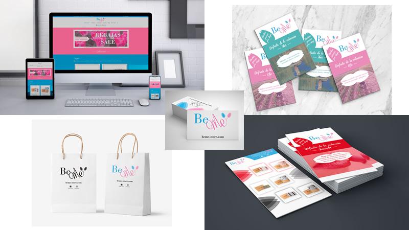 BeMe-Store (Tienda Online de Bolsos, ropa y complementos)
