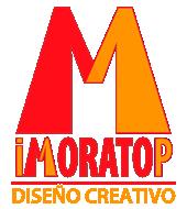 imoratop diseno creativo logo small