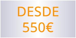 pack logo desde 550