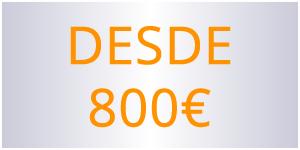 pack logo desde 800